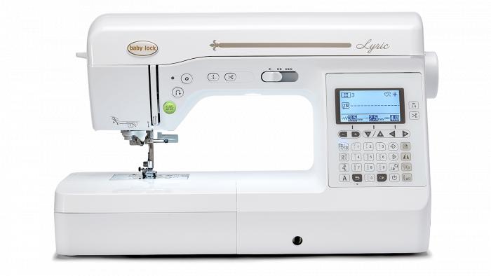 Babylock Lyric Sewing Machine Review