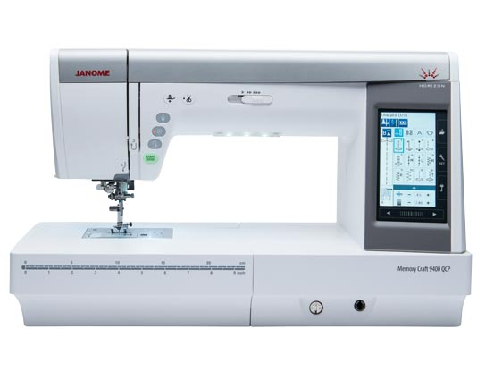 Janome 9400 Sewing Machine Review