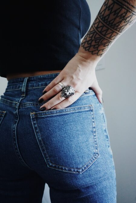 Alter jeans