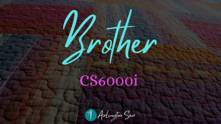 Brother CS6000i