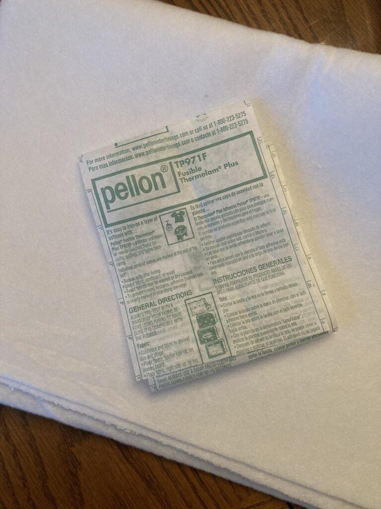 Pellon Interfacing