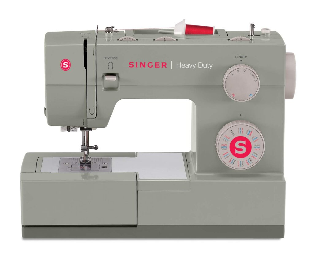 Stitch Dial Singer 4452